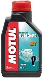 Масло моторное Motul Outboard 2T 1л