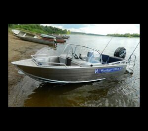 Wyatboat-430 DCM