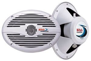 "Динамики Boss Audio Marine MR690, 350 Вт, 6"" x 9"" (овал)"