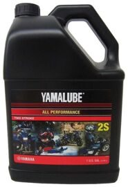 Масло Yamalube 2S All Performance 3.785 л. (1US GAL)